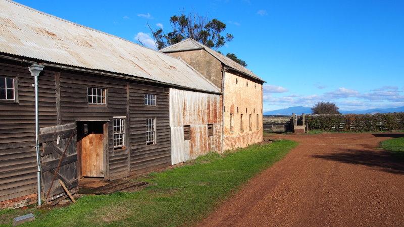 Brickendon Tasmania