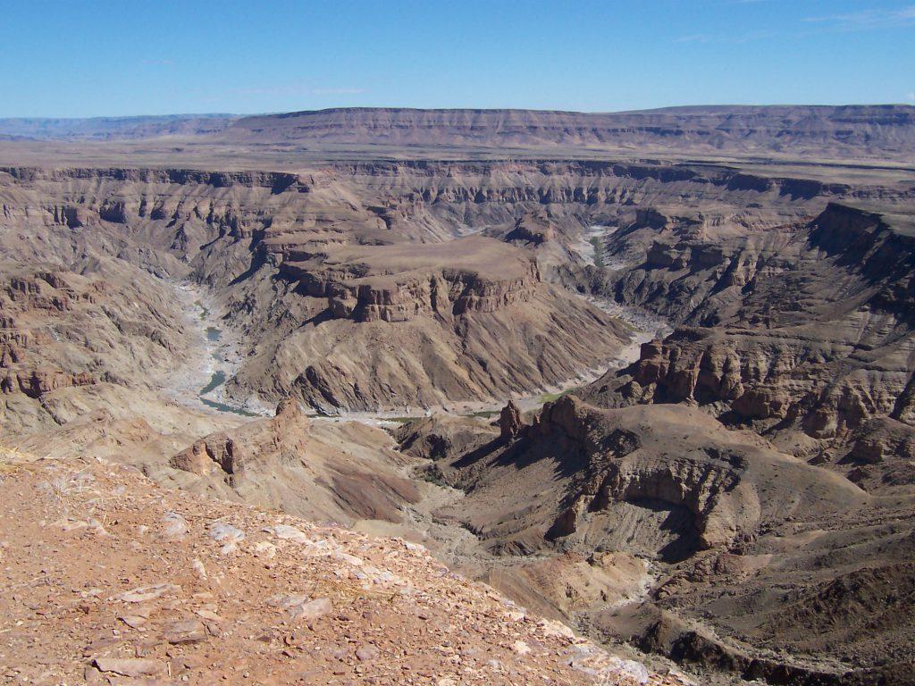 Namibia Zuiddam